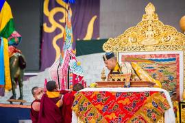 The Last Day of the Tibetan Year Begins