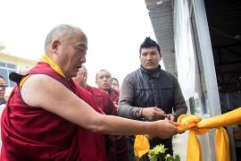 The Sixth Kagyu Monlam Animal Medical Camp Begins