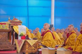 Geshe Potowa's Long Soliloquy  Session Two: Examining and Abandoning