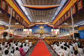 Gyalwang Karmapa's Concluding Address to 35th Monlam