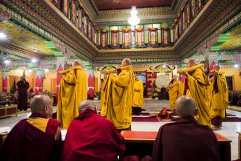 Grand Examination Of Monastic Forms